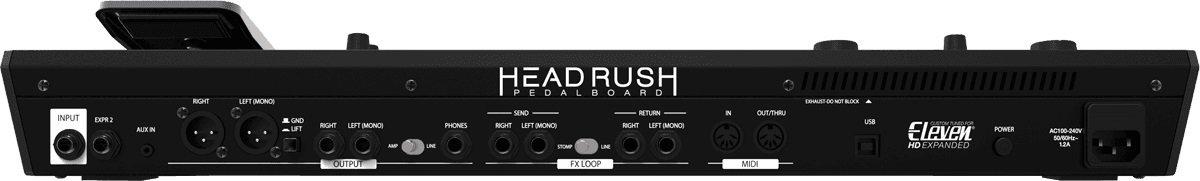 headrush konektory