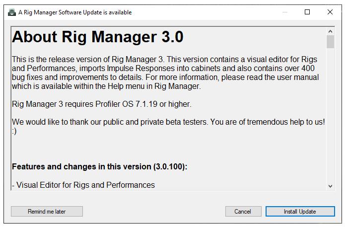 Kemper-rig-manager3.0 instal