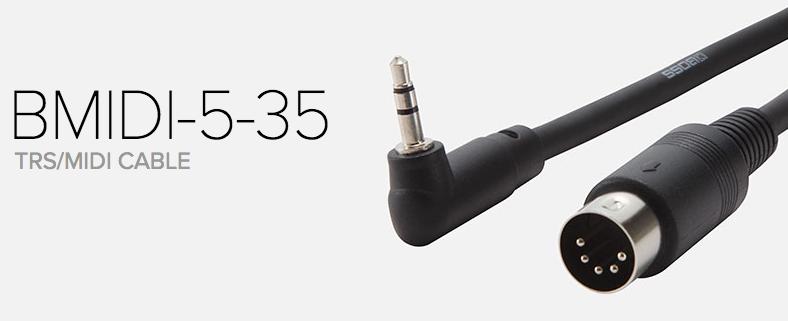 MIDI kábel BMIDI-5-35