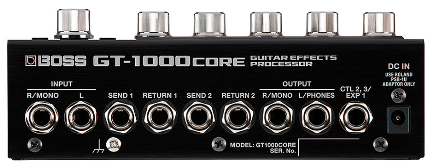 boss gt-1000core back