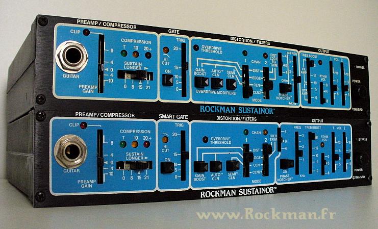 Rockman Sustainor